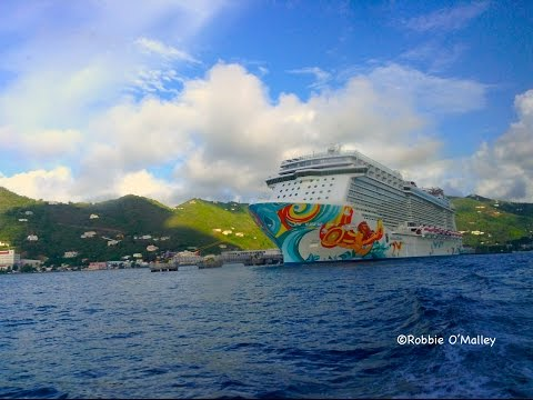 Norwegian Getaway Family Cruise VLOG August 29, 2015 (Eastern Caribbean Cruise)