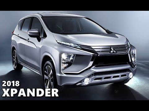 2018 Mitsubishi Xpander Mpv Highlights And Features Youtube
