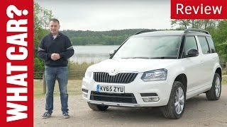 Skoda Yeti review - What Car?