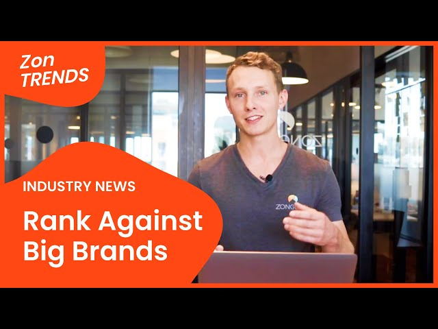 How to Rank Your Product Against Big Brands! #ZonTRENDS News for Amazon Sellers