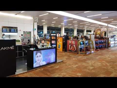 Cabin Crew/Air hostess Travel to Delhi Airport showing Duty Free Shops by Mamta Sachdeva