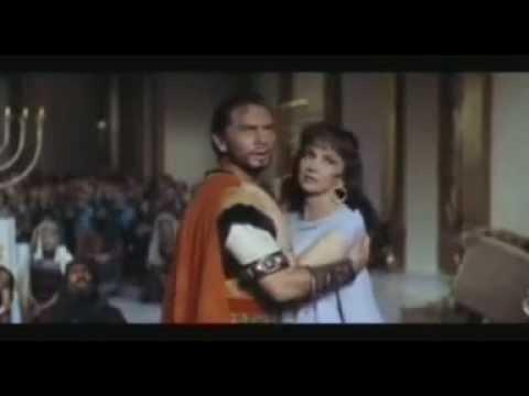 """Il nome """"Geova"""" nel film con Yul Brynner e Gina Lollobrigida """"Regina di Saba"""""""