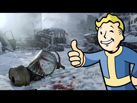 Metro: Exodus - Filling Your Fallout Void!