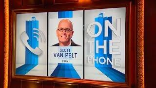 ESPN Host Scott Van Pelt Weighs in on The NBA Finals & More - 6/20/16