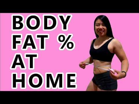 How to Measure Body Fat Percentage at Home Without Calipers