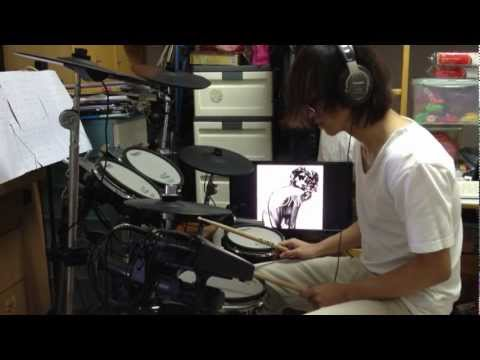 the GazettE - UNTITLED Drum Cover By 冷月叩いてみた mp3