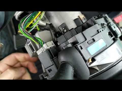 Замена контактной группы замка зажигания Ford Fusion