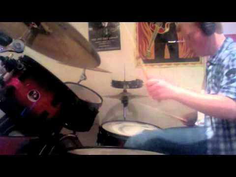 The Who 'Instant Party Mixture' Drum Cover