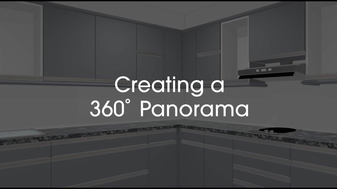 2020 Fusion Tip: Creating a 360˚ Panorama