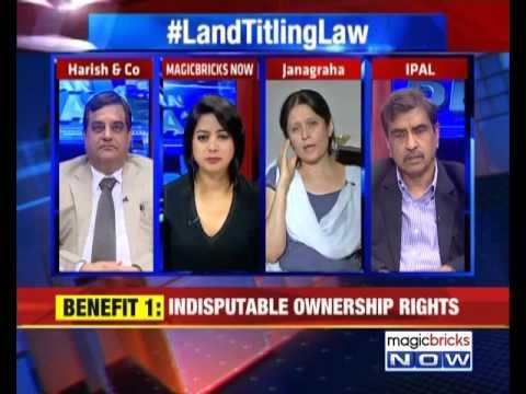 Rajasthan's landmark 'Land Titling' law – The Urban Debate