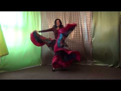 Gypsy Dance Class online (1st class)