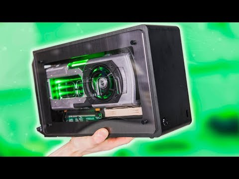 Ultimate Compact Titan XP Gaming PC 3