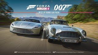 ¡Forza Horizon 4 coches de James Bond!