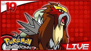 Pokemon Showdown *LIVE* #19