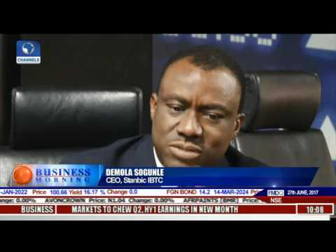 Business Morning: Doing Banking Business In Recession With Demola Sogunle