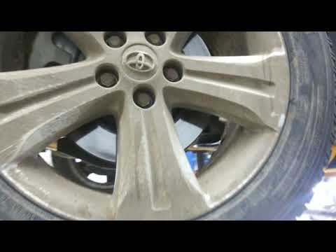 Toyota Highlander 3.5 2012. Масляное запотевание раздаточной коробки.