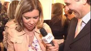Inauguração da Loja Emar Batalha em SP no Programa Fernando Carvalho - JustTV