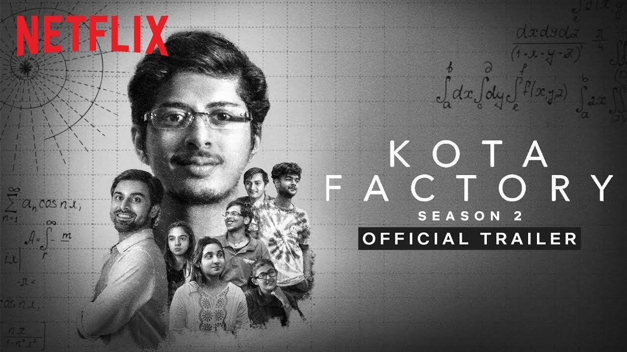 Kota Factory 2 | Classes Running on Netflix | Streaming Now