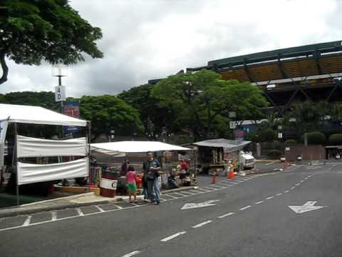 Flea Market at Aloha Stadium