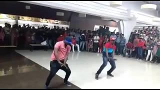 Thalli pogathey-AYM-Dance Cover - Flash Mob