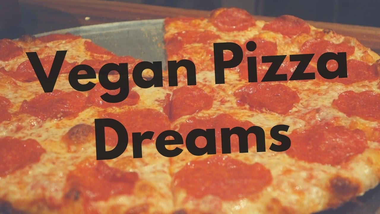 Peanut Butter Pickle Bacon Burger And Vegan Pizza Youtube