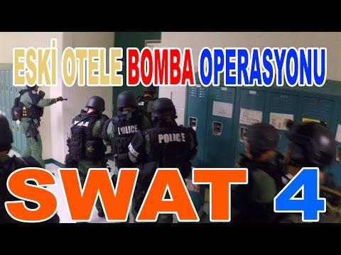ESKİ OTELE BOMBA OPERASYONU YAPIYORUZ! - SWAT 4