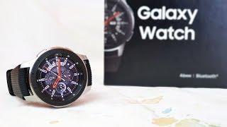 Samsung Galaxy Watch: виходячи за межі можливого!