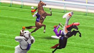 Trận đua ngựa QUÁI DỊ cuối cùng! (Japan World Cup 3 Final)