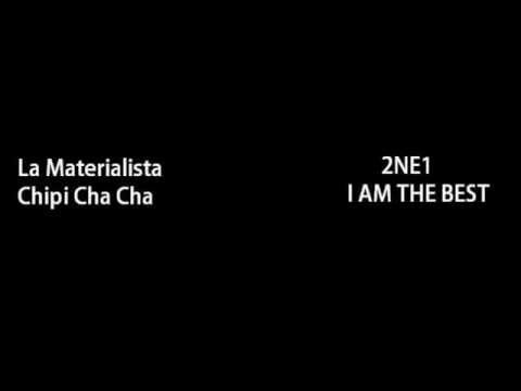 La Materialista Chipi Cha Cha plagio 2NE1 I Am the Best