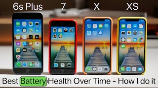 Best iPhone Battery Health - How I Do It