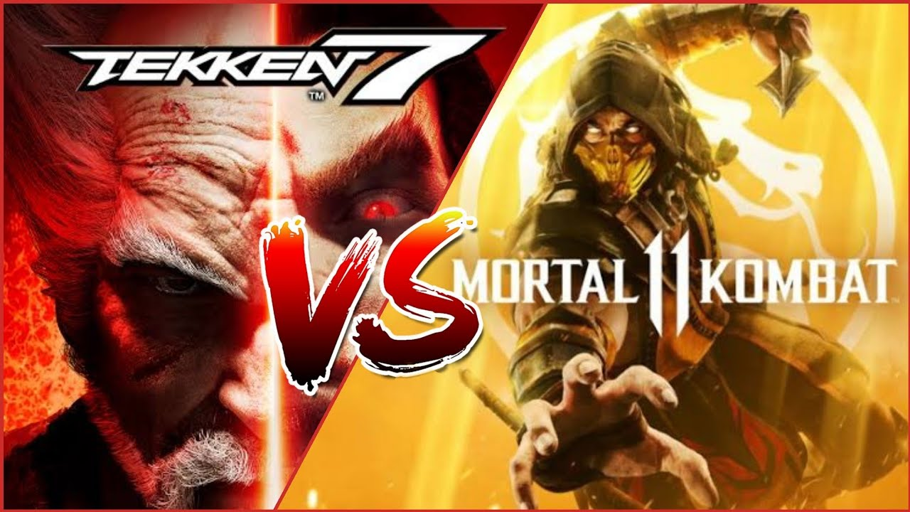 Tekken 7 Vs Mortal Kombat 11 Youtube