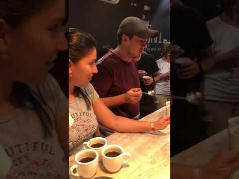 Tik Tak Café Cata de café