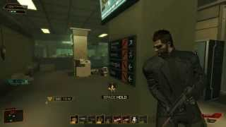 Deus Ex - Human Revolution - Gameplay (PC | Full HD)