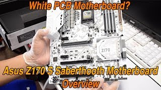Video Asus Sabertooth  Z170 S Overview & What's Inside The Box? download MP3, 3GP, MP4, WEBM, AVI, FLV Juli 2018