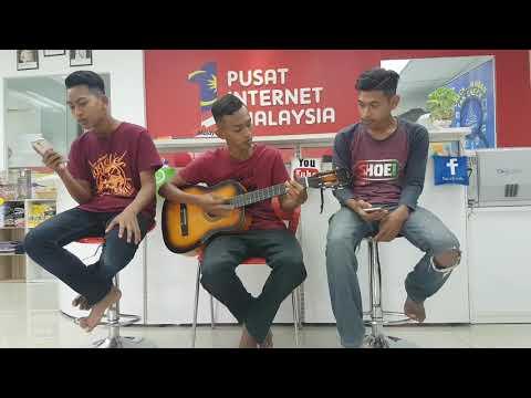 Datang dan Pergi-cover by Aidil,Aiman,Fairol