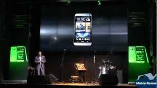 видео Первый тест в России смартфона HTC One dual sim