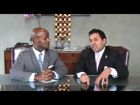 interview with Hispanic Chamber of Commerce of Greater Kansas City President/CEO Carlos Gomez