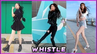 Download Whistle Dance Challenge Tik Tok Asian Compilation Mp3