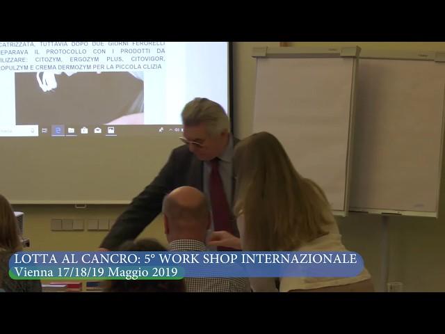 ENZIMOPATIA: LA NUOVA FRONTIERA ALLA LOTTA CONTRO IL  CANCRO Relatore: Pasquale Ferorelli (3° parte)