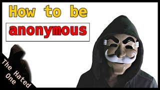 How to be anonymous on the web? Tor, Dark net, Whonix, Tails...