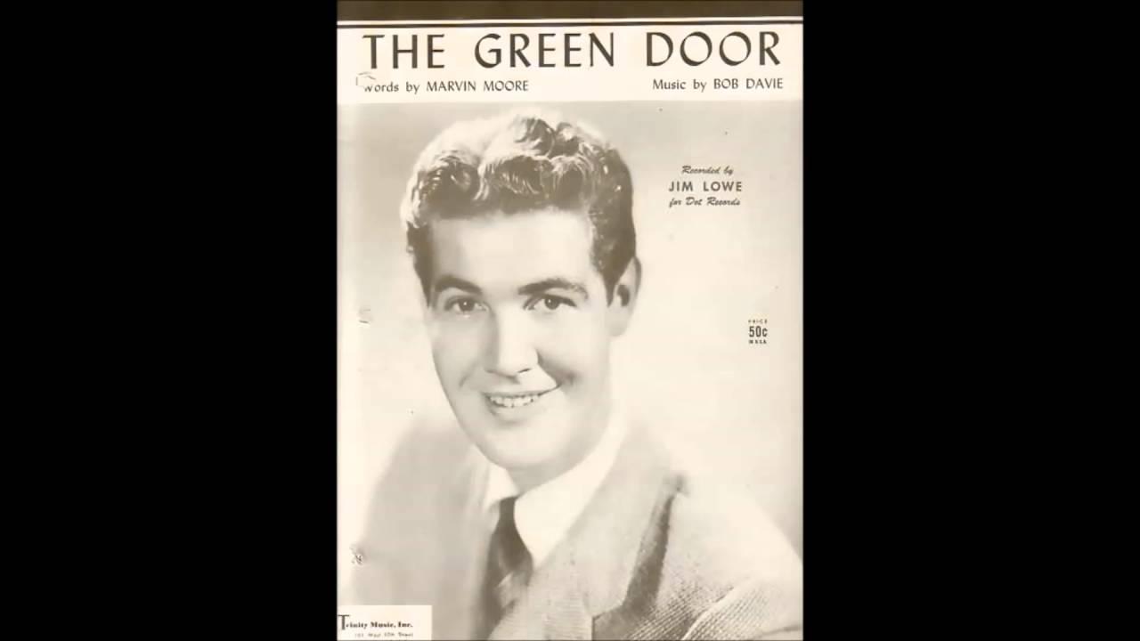 Jim Lowe Green Door  sc 1 st  YouTube & Jim Lowe Green Door - YouTube pezcame.com