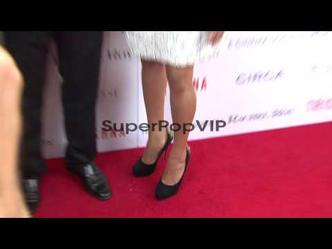Jonathan Sehring, Freida Pinto at The Cinema Society With...