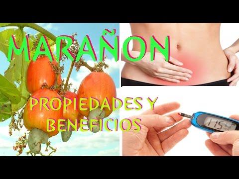 MARAÑON : PROPIEDADES Y BENEFICIOS