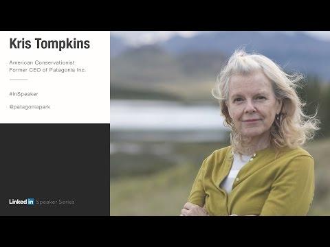 LinkedIn Speaker Series: Kris Tompkins