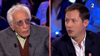 Gérard Darmon à François-Xavier Bellamy: