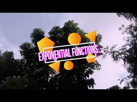 Gen Math-Group 15 -Exponential Functions