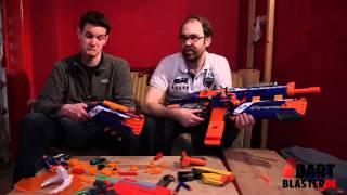 [DEUTSCH] Nerf-Zubehör aus dem 3D-Drucker: Der Review [Dartblaster.de]