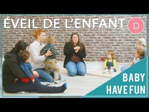 Atelier Baby English - Éveil de l'enfant