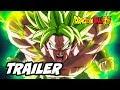 Dragon Ball Super Broly Trailer 3 - Goku vs Broly Legendary Super Saiyan Breakdown