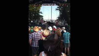 CMT Fest : Corb Lund Truck Got Stuck